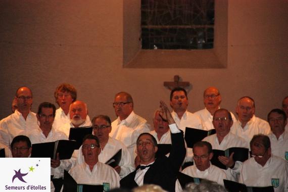 Présidé par Alfred Schmitt, l'ensemble vocal de Soultz-sous-Forêts est dirigé par Gabriel Lustig